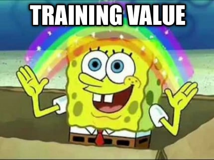 training-value