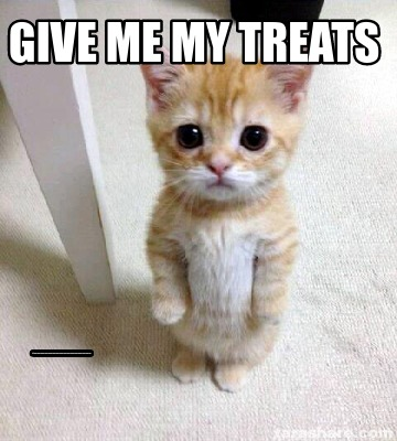 give-me-my-treats-now