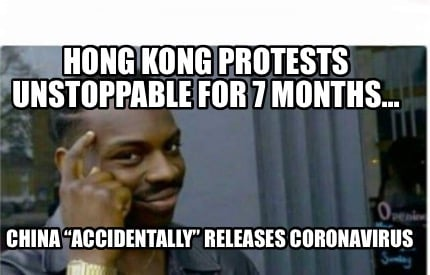 hong-kong-protests-unstoppable-for-7-months...-china-accidentally-releases-coron