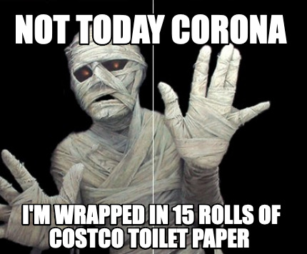 not-today-corona-im-wrapped-in-15-rolls-of-costco-toilet-paper