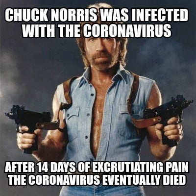 chuck-norris-was-infected-with-the-coronavirus-after-14-days-of-excrutiating-pai