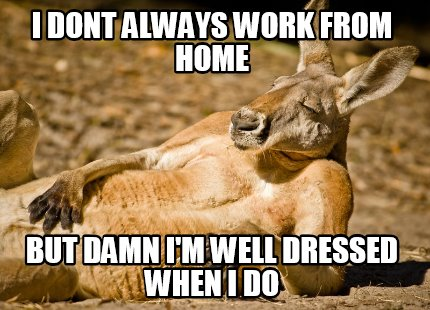 i-dont-always-work-from-home-but-damn-im-well-dressed-when-i-do