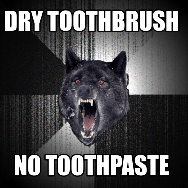 dry-toothbrush-no-toothpaste