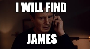 i-will-find-james
