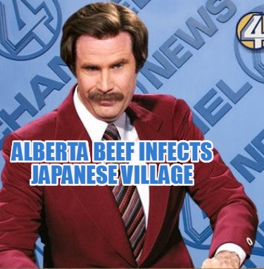 alberta-beef-infects-japanese-village