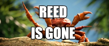 reed-is-gone