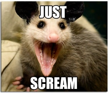 Meme Creator Funny Just Scream Meme Generator At Memecreator Org