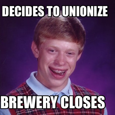 decides-to-unionize-brewery-closes
