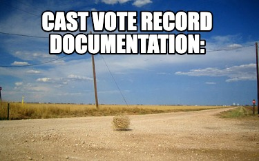 cast-vote-record-documentation