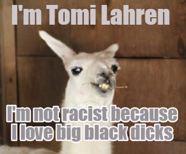 im-tomi-lahren-im-not-racist-because-i-love-big-black-dicks