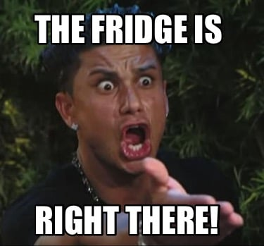 the-fridge-is-right-there