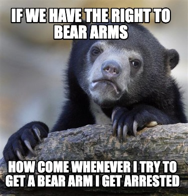 if-we-have-the-right-to-bear-arms-how-come-whenever-i-try-to-get-a-bear-arm-i-ge