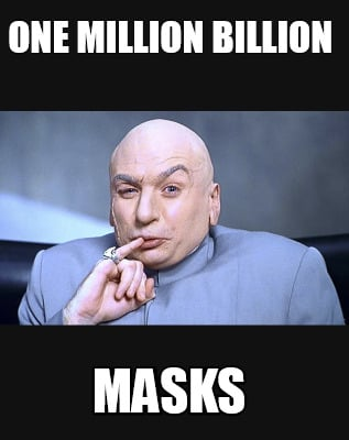 one-million-billion-masks