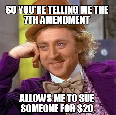 so-youre-telling-me-the-7th-amendment-allows-me-to-sue-someone-for-2022