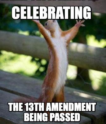 celebrating-the-13th-amendment-being-passed