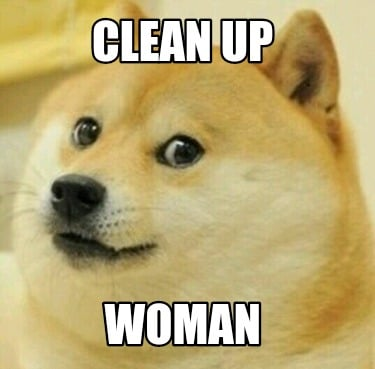 clean-up-woman