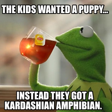 the-kids-wanted-a-puppy...-instead-they-got-a-kardashian-amphibian