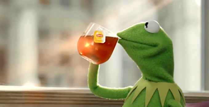 Meme Creator Kermit The Frog Thats None Of My Business Meme