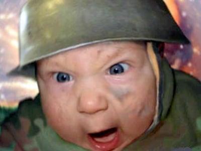 1410253 meme creator army baby meme generator at memecreator org!
