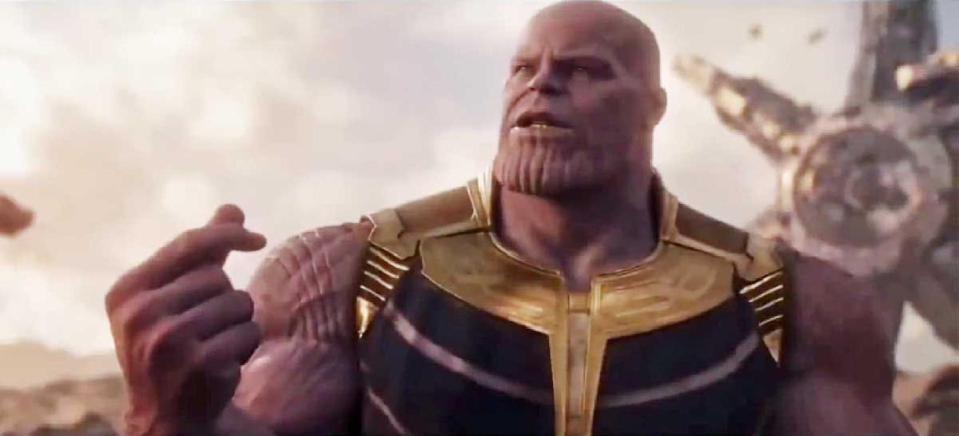 Meme Generator Thanos - Madihah Buxton
