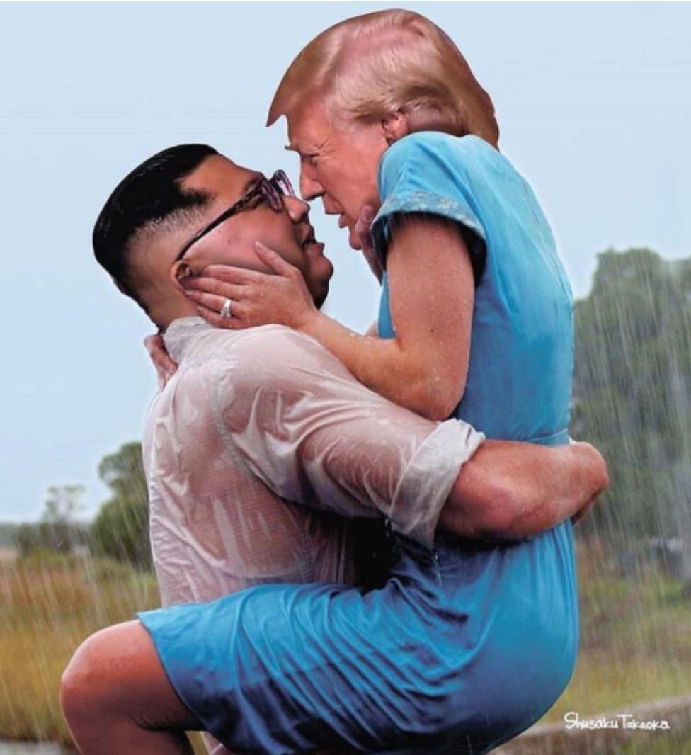 Meme Creator Trump Kim Jong Un Meme Generator At Memecreator Org