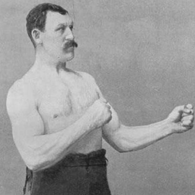 Meme creator create your own meme with our meme generator overly manly man pronofoot35fo Images